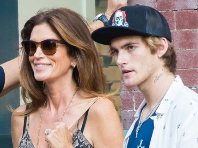 Cindy Crawford Son Presley Gerber Debuts Face Tattoo With Artist Apology: 'Sorry, Mom'