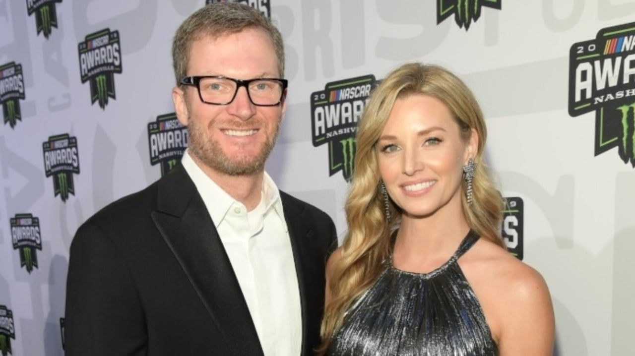 Dale Earnhardt Jr Fawns Over Wife Amy On Valentine S Day She has a net worth of around $50 million. pop culture