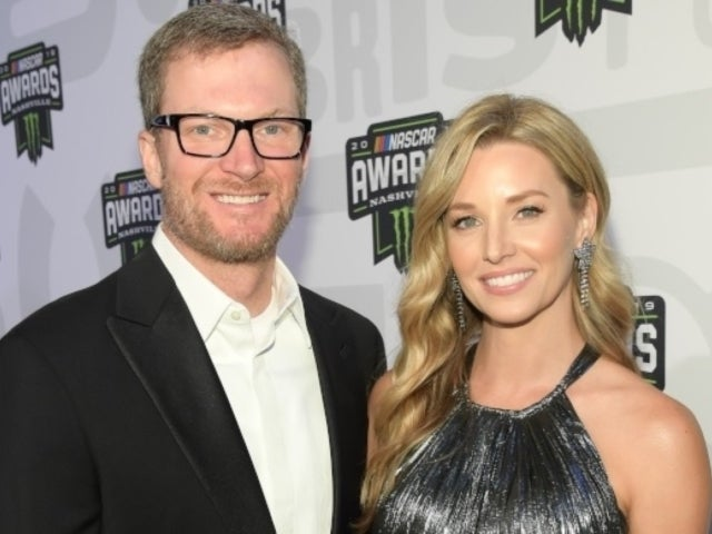 Dale Earnhardt Jr. Fawns Over Wife Amy on Valentine's Day