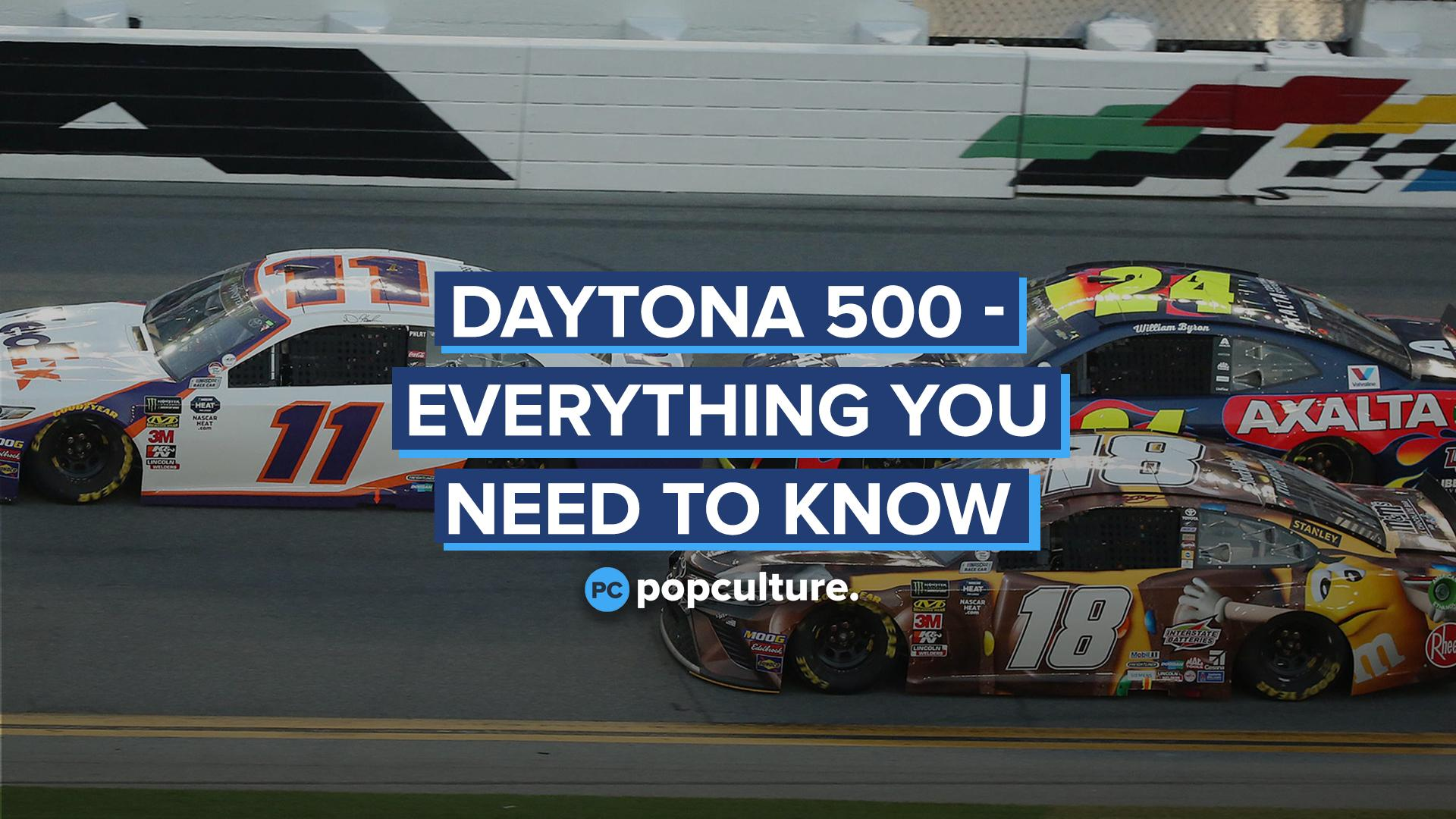 Daytona 500 - Everything You Need to Know screen capture