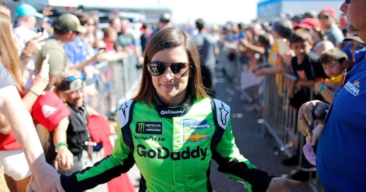 Daytona 500 Relive Danica Patrick Pole Position 2013 Race