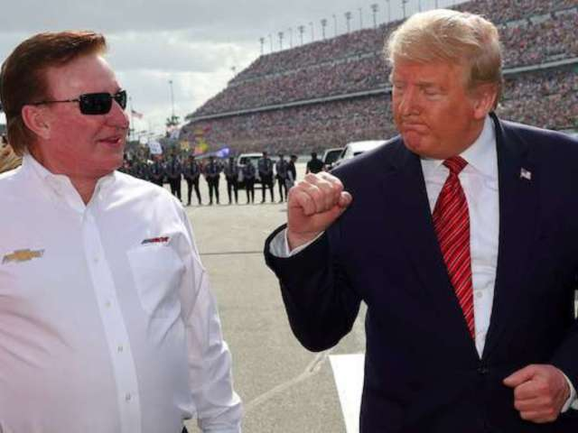 Daytona 500: President Trump's 'Happy President's Day' Tweet Gets People Chirping After NASCAR Appearance