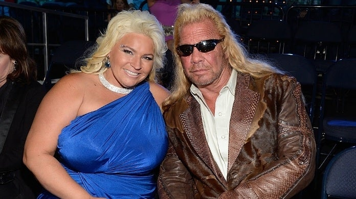 duane chapman beth getty images 2013