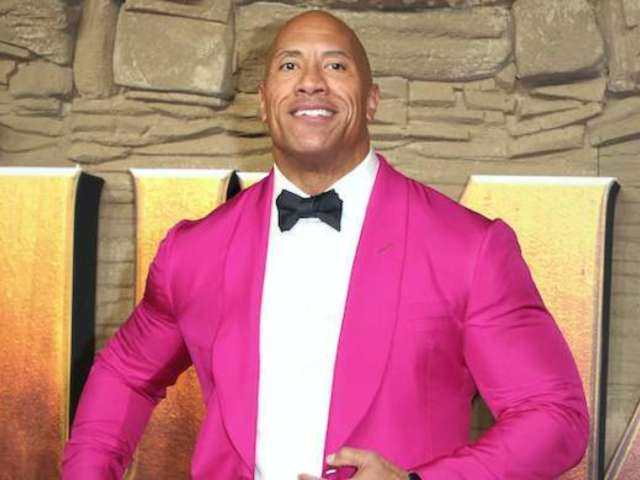 Dwayne 'The Rock' Johnson Reacts to Daughter Simone Joining WWE