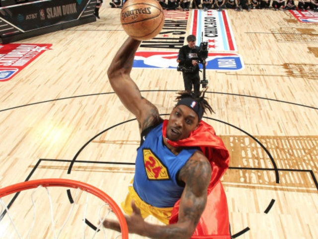 NBA All-Star 2020: Dwight Howard Updates His Classic Superman Dunk With Touching Tribute to Kobe Bryant