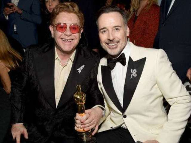 Elton John Surprised Husband David Furnish With Sweet Valentine's Day Gift Amid Illness