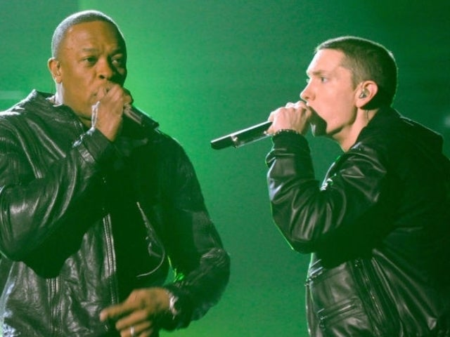 Eminem Has the Perfect Birthday Message for Dr. Dre