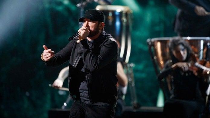 Eminem - Oscars-2