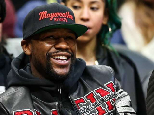Floyd Mayweather Reportedly Eyeing Conor McGregor Fight