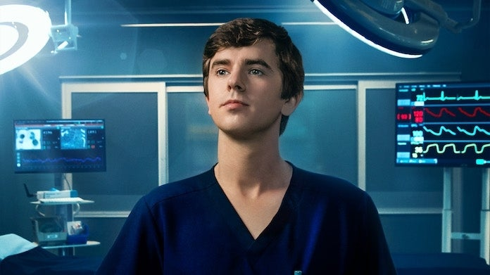 freddie-highmore-the-good-doctor_ABC:Art Streiber