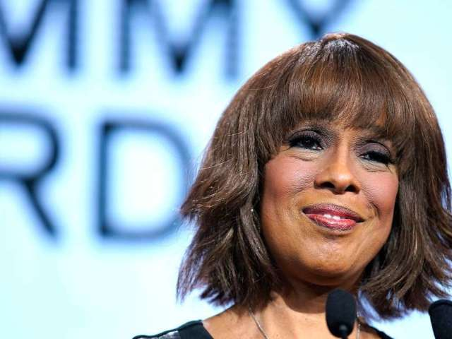 Gayle King Returns to 'CBS This Morning' Following Kobe Bryant Controversy
