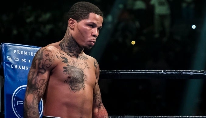 gervonta davis getty images