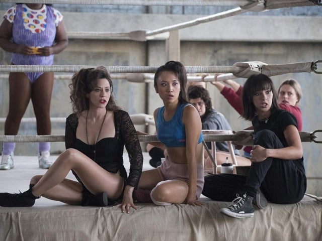 'GLOW' Actress Britt Baron Reflects on Show's Early Days Ahead of Season 4 Premiere (Exclusive)