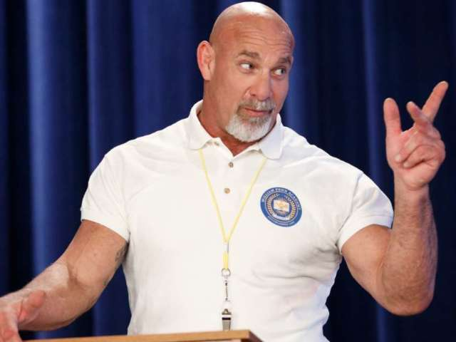 Goldberg Plotting Another WWE Return: 'Who's Next?'