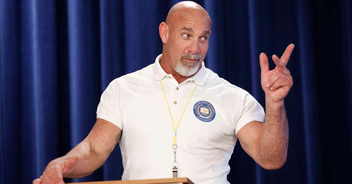Goldberg WWE return Who's Next