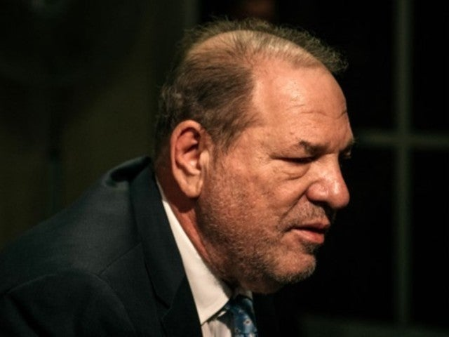 Harvey Weinstein Reportedly Tests Positive for Coronavirus While in Prison