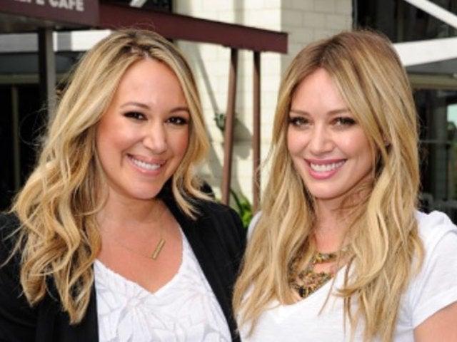 Haylie Duff Weighs in on Sister Hilary Duff's Disney+ Revival Series 'Lizzie McGuire' (Exclusive)