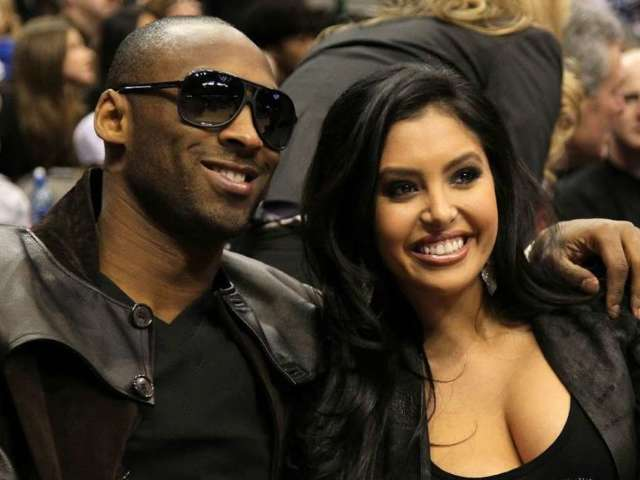 Vanessa Bryant Fans Defend Her From Trolls Saying She Should Have Encouraged Better Relationship Between Kobe and His Parents