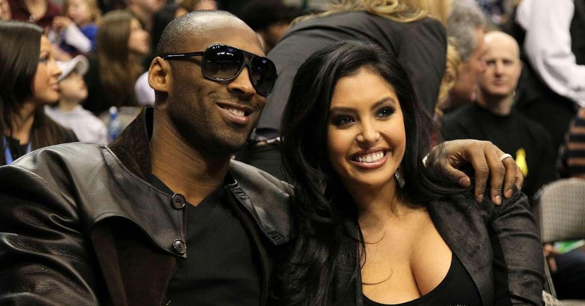 How Kobe Bryant Met his Wife Vanessa