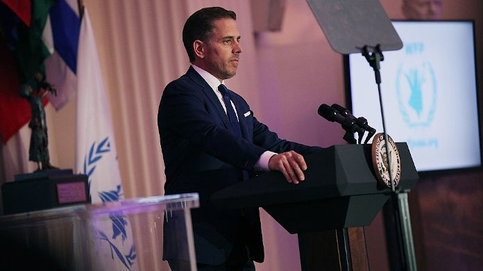 hunter biden getty images