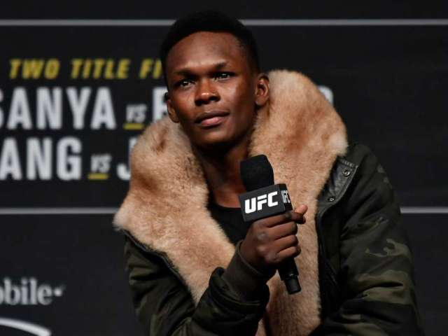Israel Adesanya Apologizes for Controversial 'Twin Towers' 9/11 Comment in UFC Trash Talk