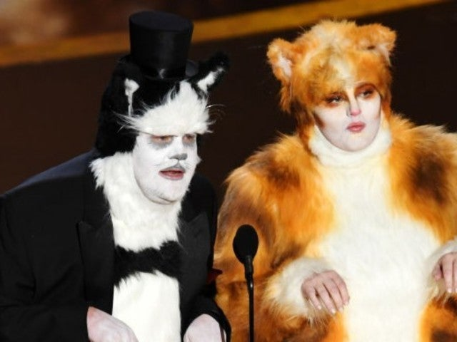 Oscars 2020: Visual Effects Artists Fuming Over 'Cats' Gag With James Corden and Rebel Wilson