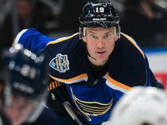 St. Louis Blues Player Jay Bouwmeester Collapses on Bench After Suffering Cardiac Arrest
