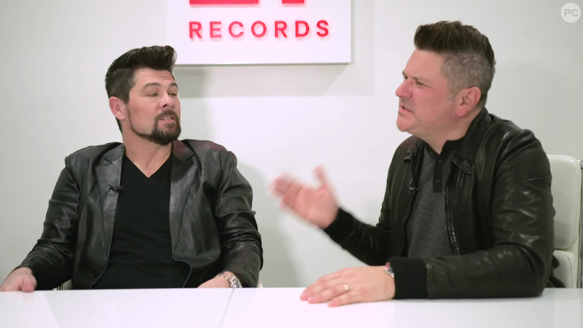 Jay DeMarcus and Jason Crabb - PopCulture.com Exclusive Interview screen capture