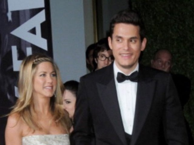 Jennifer Aniston Spotted Leaving Restaurant Just Moments After Ex John Mayer