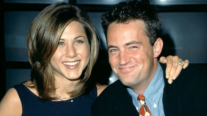 jennifer aniston matthew perry getty images