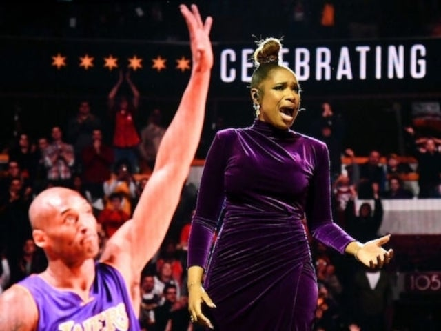 NBA All-Star Game 2020: Watch Jennifer Hudson's Entire Kobe Bryant Music Tribute