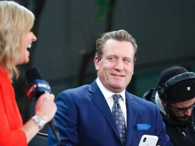 Jeremy Roenick Fired Over Inappropriate Comments About Fellow NBC Hockey Personalities