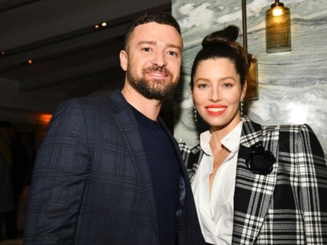 Justin Timberlake Attends Wife Jessica Biel's Premiere for 'The Sinner' Season 3