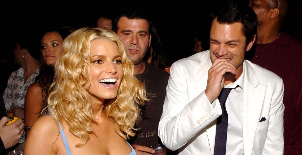 Jessica Simpson Johnny knoxville
