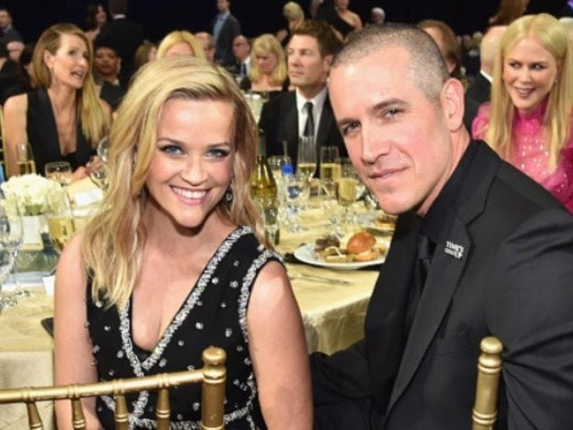 Reese Witherspoon Reveals Rare Photo With Husband Jim Toth for Valentine's Day