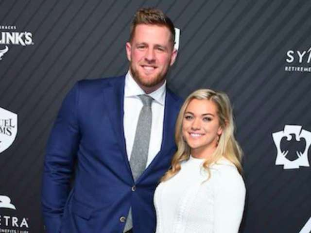J.J. Watt Marries Kealia Ohai in Bahamas Ceremony