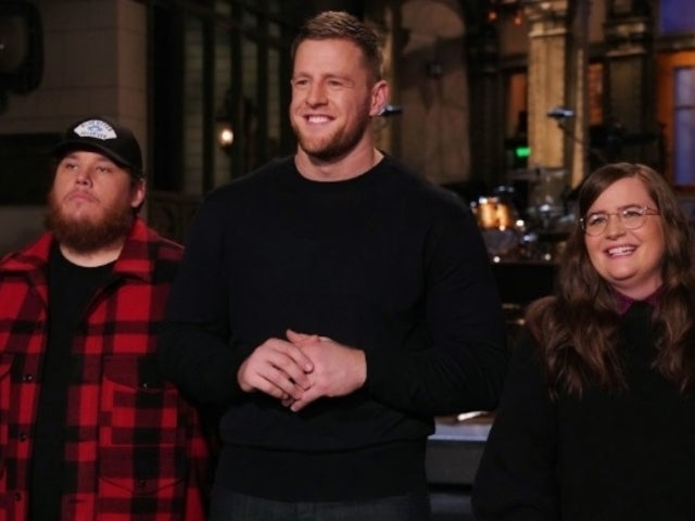 'SNL': J.J. Watt Celebrates His 'Super Bowl' With Luke Combs and Aidy Bryant in 'Big Boy' Promo