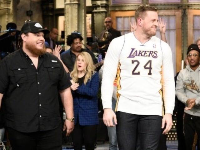 'SNL': How J.J. Watt Paid Tribute to Kobe Bryant