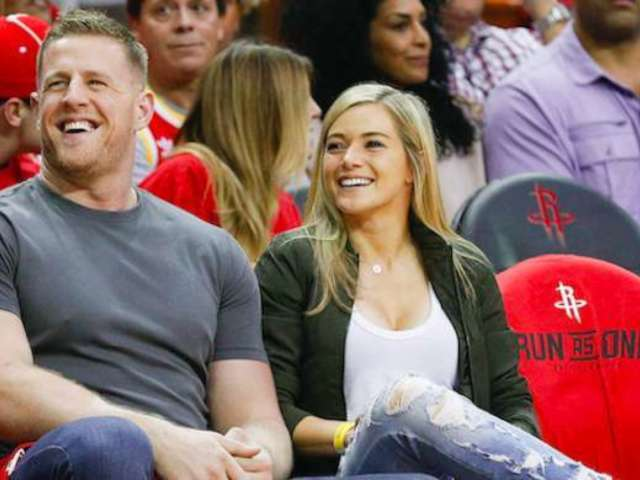J.J. Watt Fans Are Ecstatic Over His Marriage to Kealia Ohai