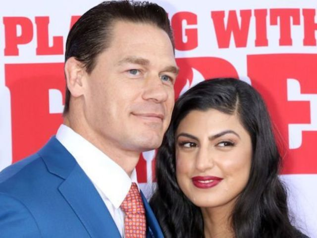 John Cena's Girlfriend Shay Shariatzadeh Spotted Wearing Possible Engagement Ring