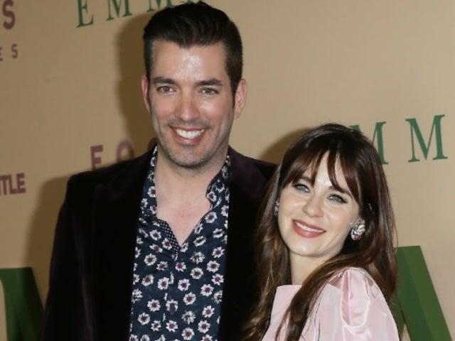Zooey Deschanel Puts on 'Property Brothers' Musical for Boyfriend Jonathan Scott on 'Carpool Karaoke' Episode