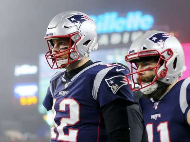 Julian Edelman Begs Tom Brady to Return to New England Patriots in Hilarious Post: 'Baby Come Back'