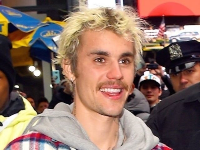 Justin Bieber Shaves His Mustache, and Wife Hailey Bieber Weighs In