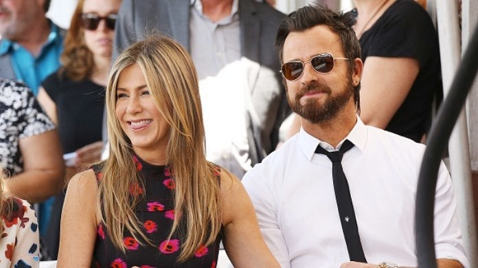 Justin Theroux and Jennifer Aniston-2