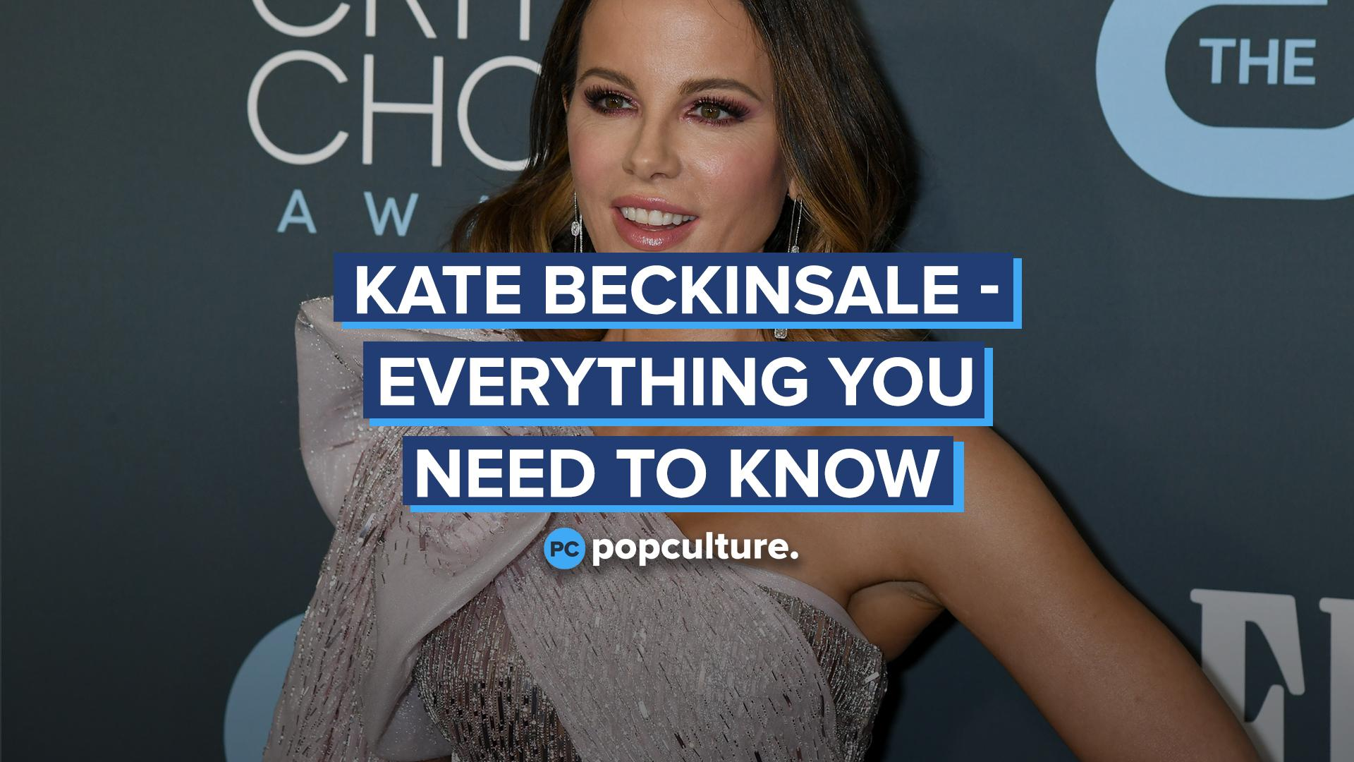 Kate Beckinsale - Everything You Need to Know screen capture