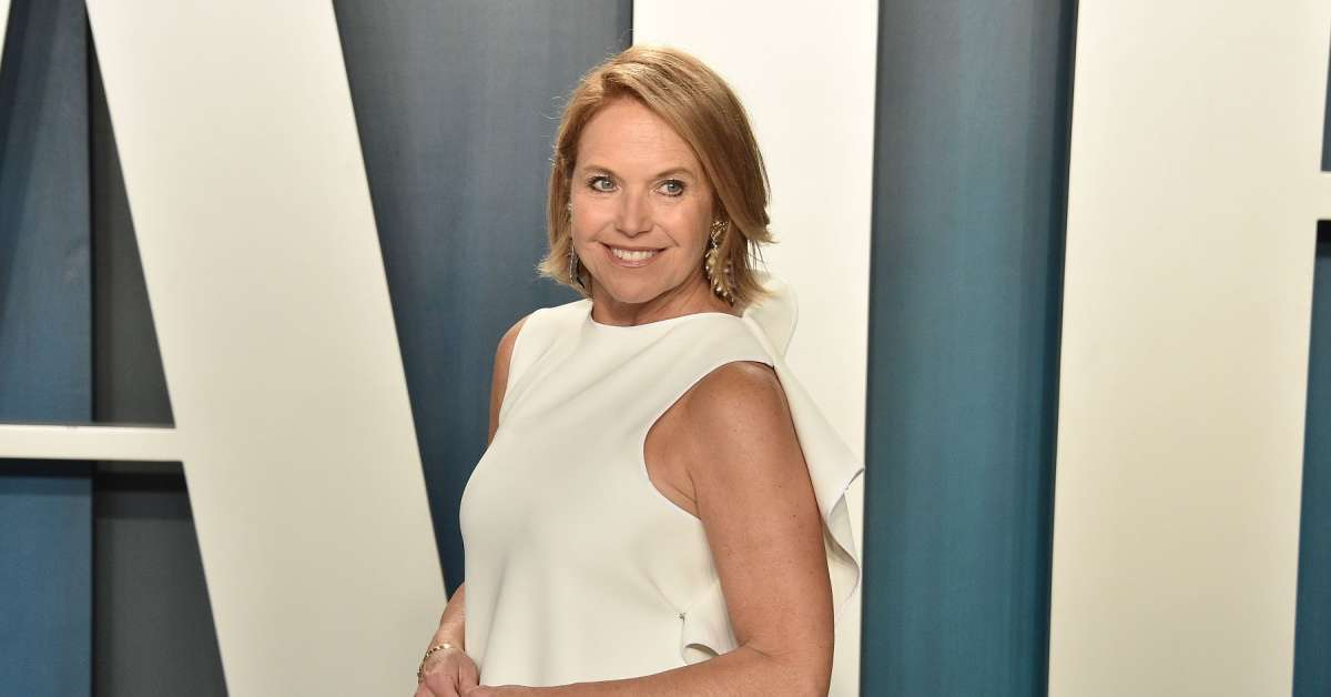 Katie Couric reacts Gayle King, Kobe Bryant Controversy