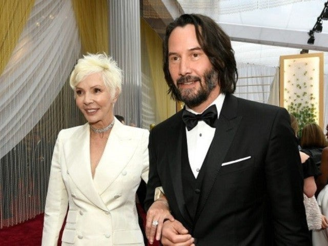 Oscars 2020: Keanu Reeves Walks Red Carpet With Mom Patricia Taylor