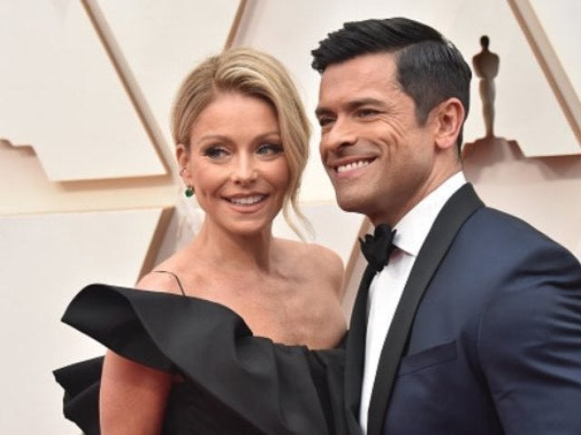Kelly Ripa Shares Steamy Video of Husband Mark Consuelos That Is Leaving Fans 'Extremely Thirsty'