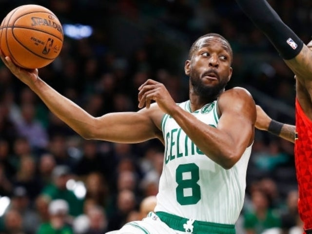Kobe Bryant: Celtics' Kemba Walker Reveals What It Means to Wear No. 8 for Lakers Icon Following Death