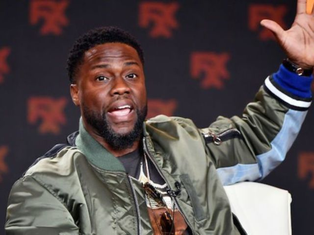 Kevin Hart Reveals He Remembers Nothing From Car Crash That Left Him With 3 Spinal Fractures